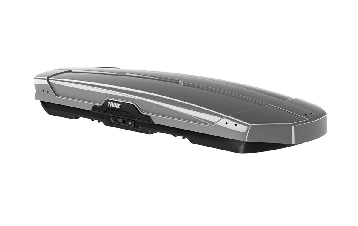 Титановый кофр бокс Thule Motion XT Alpine