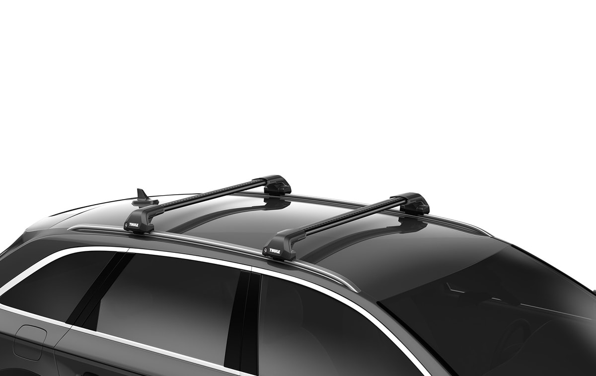 Дуги Thule WingBar Edge 113 black для багажника автомобиля